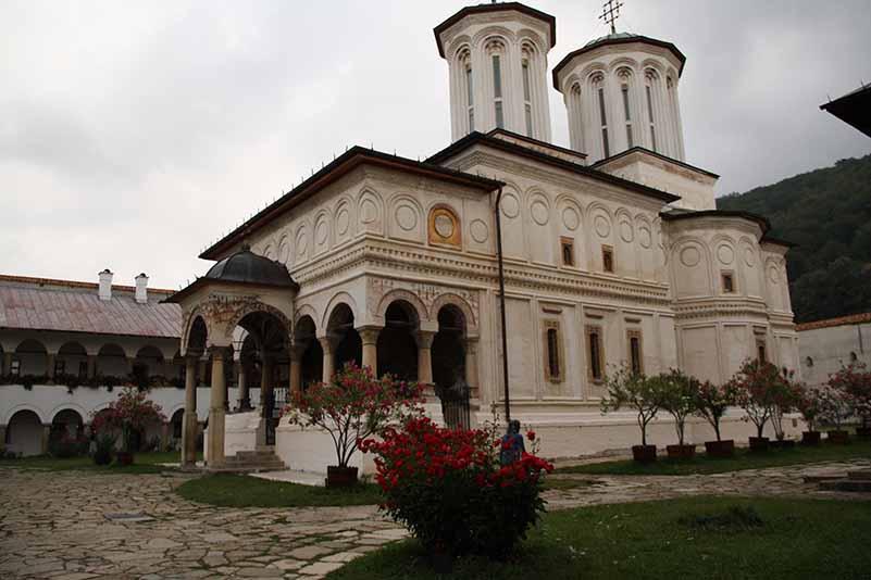 Monsterio de Horezu(Patrimonio de la Unesco)