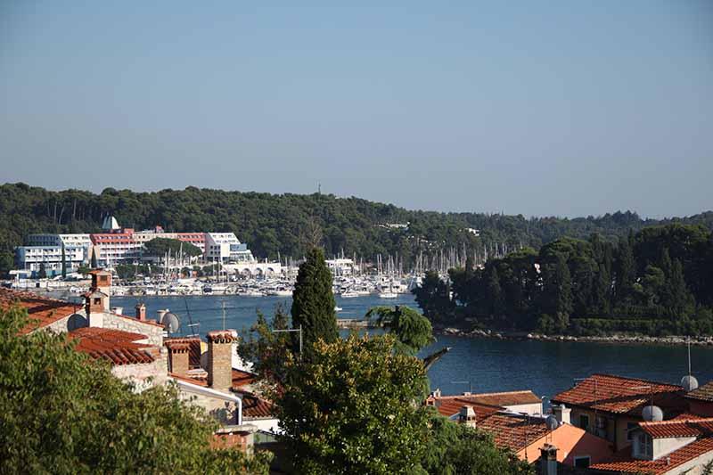 Roving en península de Istria