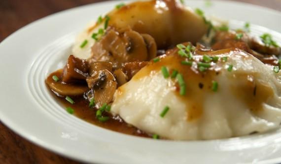 pierogi: plato típico polaco