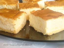 Tarta de queso polaca
