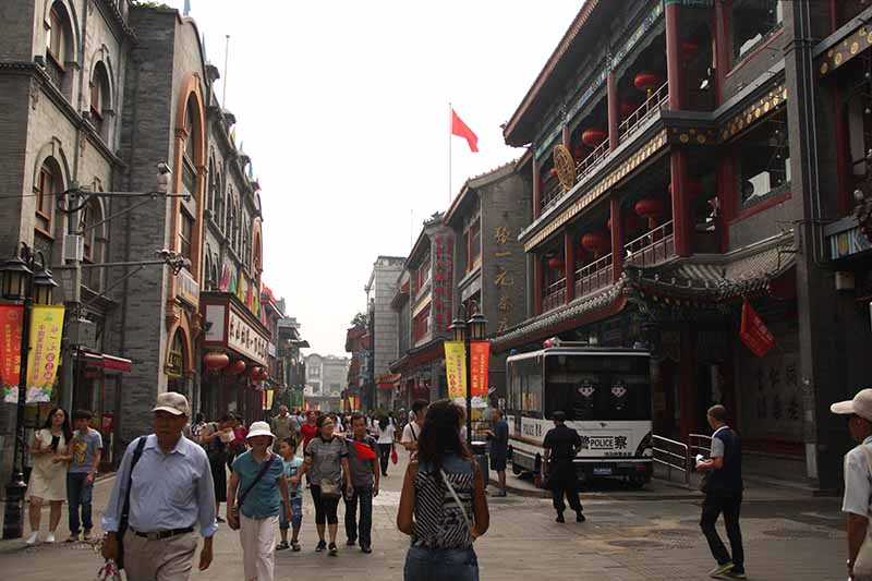 Calle Dazhalan