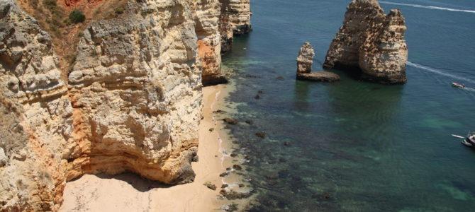 Desde Lisboa hasta el Algarve