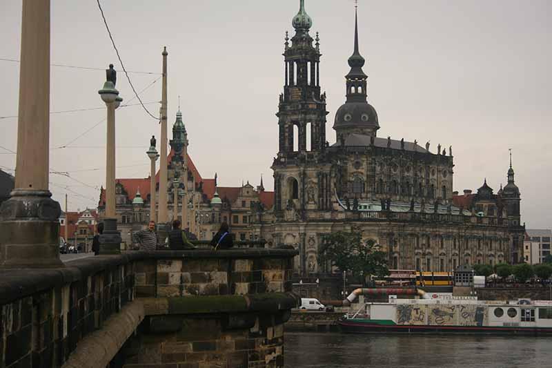 Dresde, ciudad monumental
