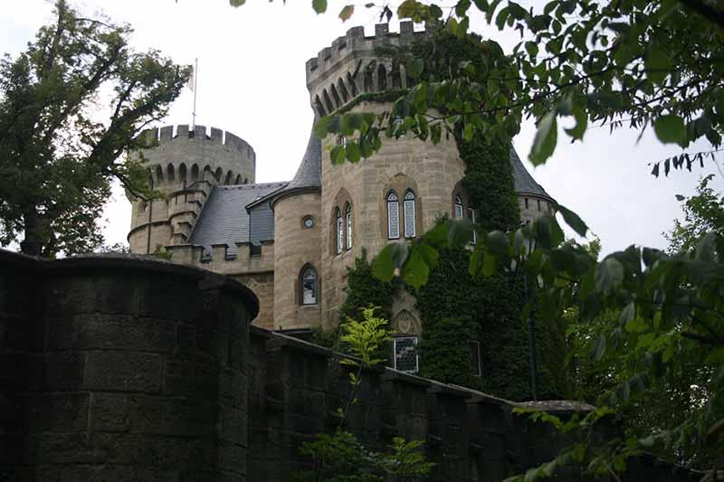 Castillo de Meiningen