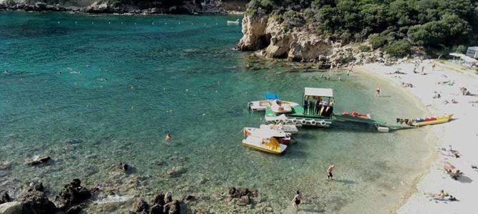 Una semana en Corfu