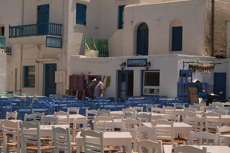 Foto de Naousa en Paros