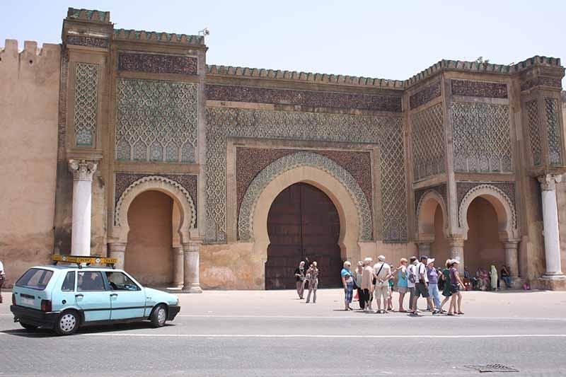 Muralla de Meknes