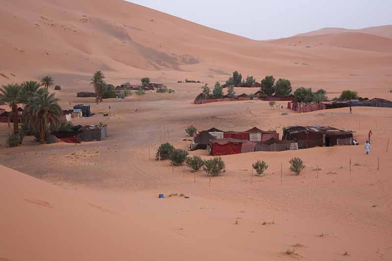 Poblado bereber