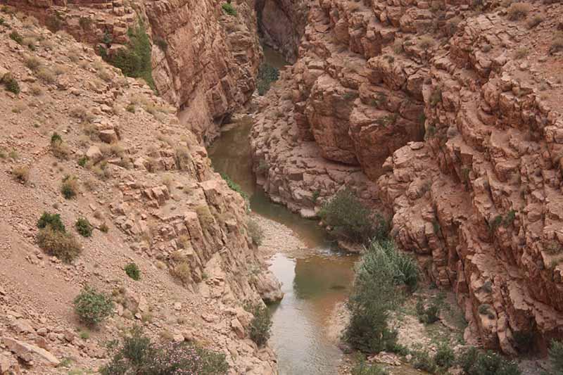 Cañón del Todrá