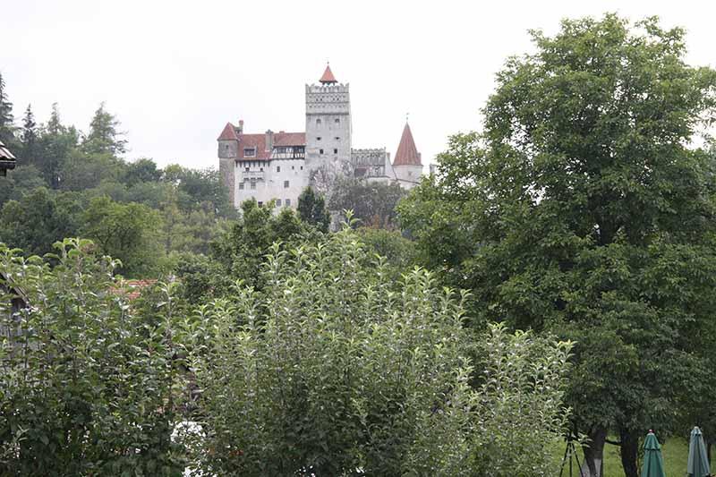 Castillo de Brasov