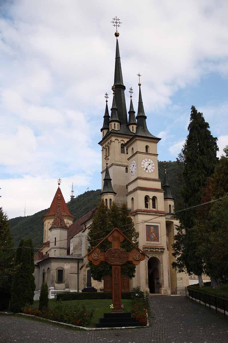 Palacio de Brasov
