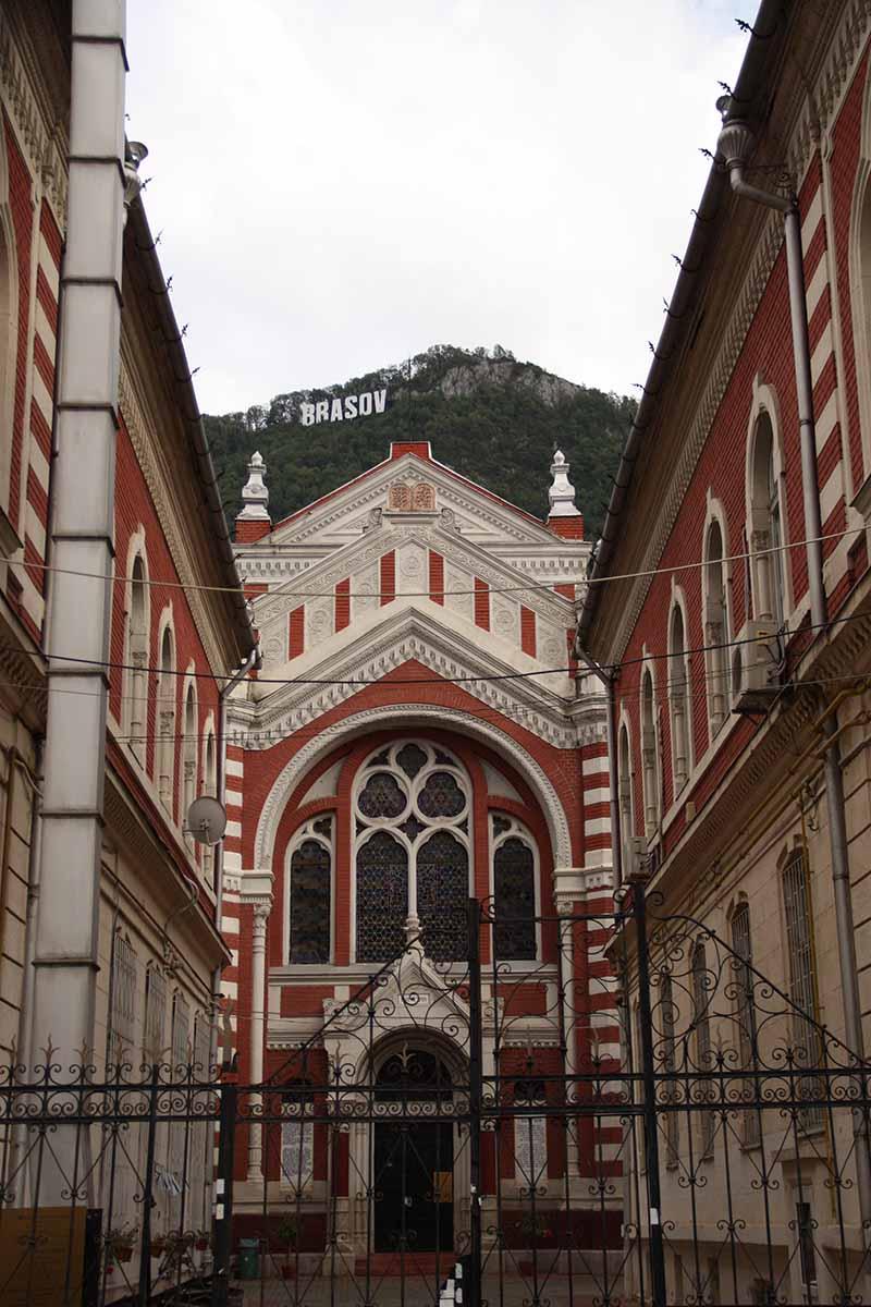 Edificio de Brasov