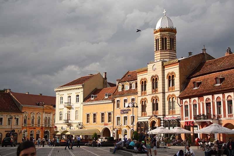 Plaza de Brasov