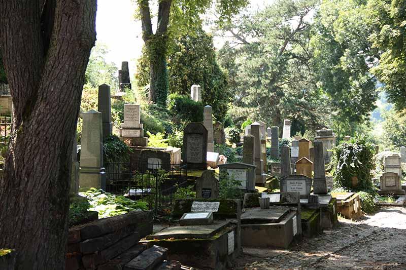 Cementerio de Sighisoara