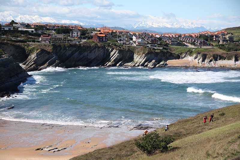 Playa La Arnia Liencres