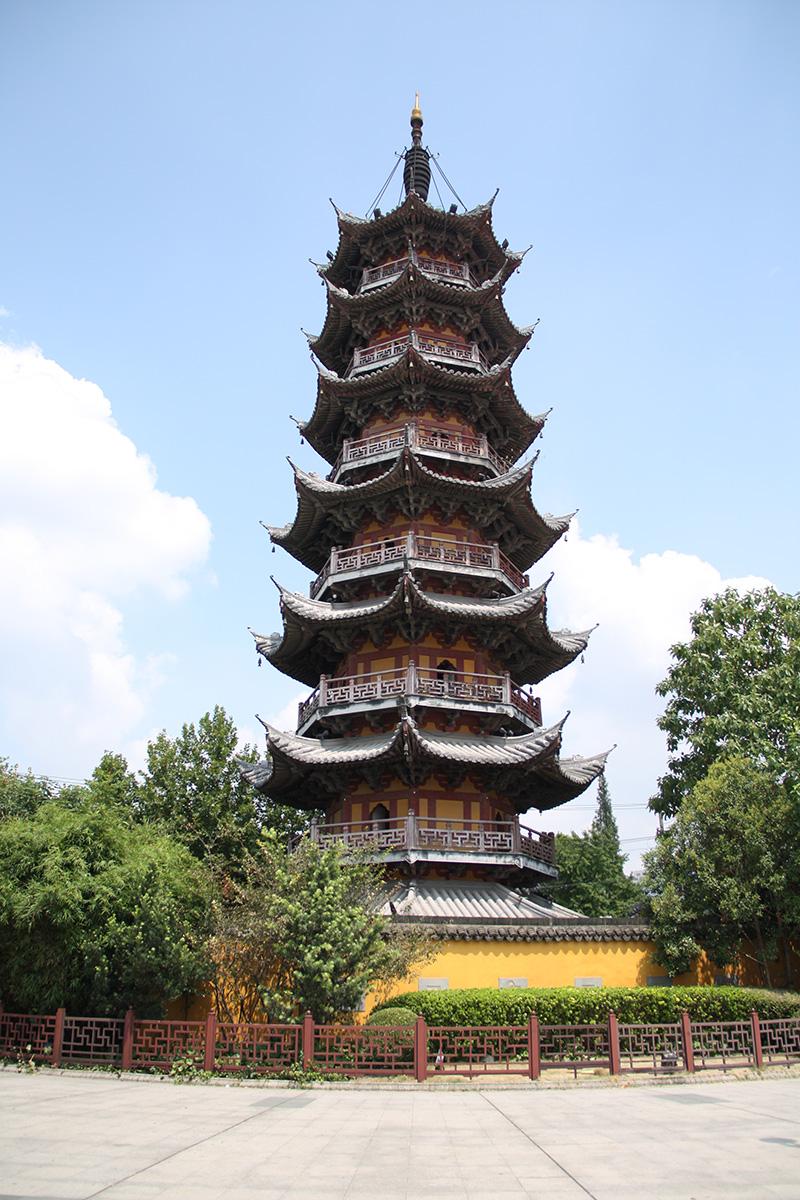 Shanghai templo Longhua