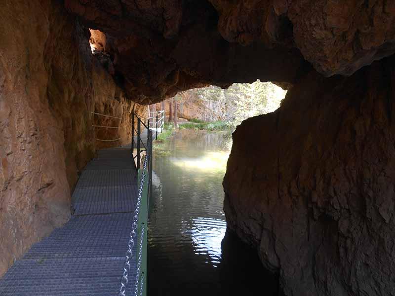 Hoz del río Blanco (Calomarde)