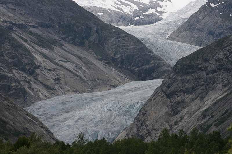 Treking por el Glaciar